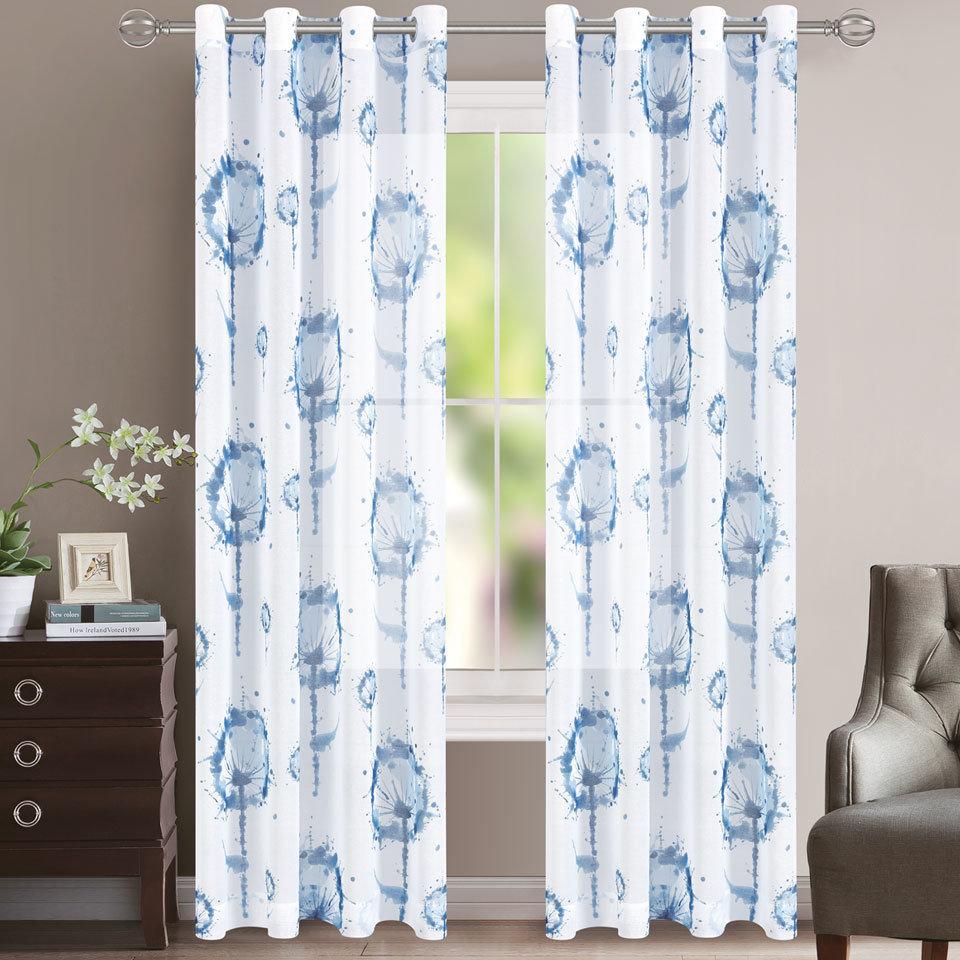 Panneau de rideau Dandelion (2 couleurs)