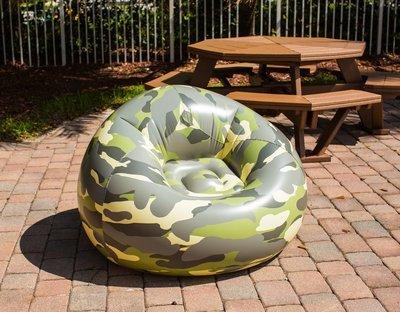 Blochair  - La chaise ultime gonflable Camo