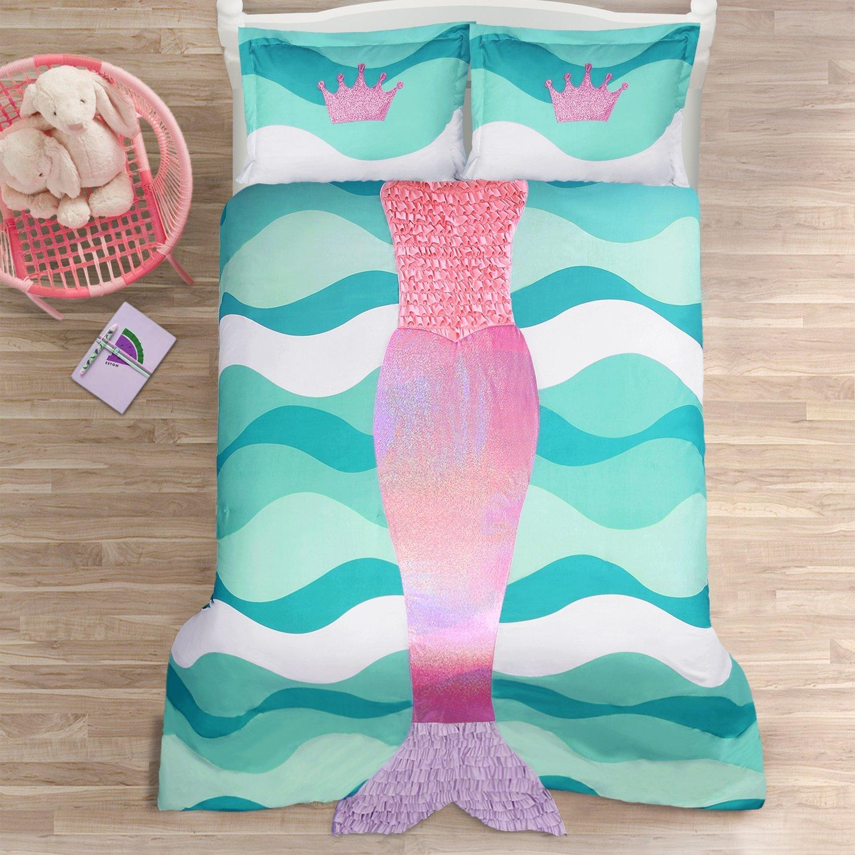 Douillette Mermaid Ruffle