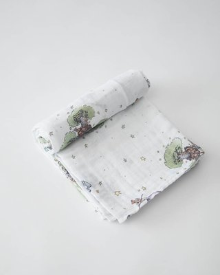 Couverture en mousseline de coton/ Le Petit Prince