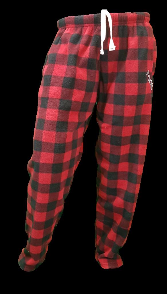 Pantalon de pyjama pour adulte - Rouge