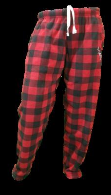 Pantalons de pyjama pour adulte - carreauté - SMALL