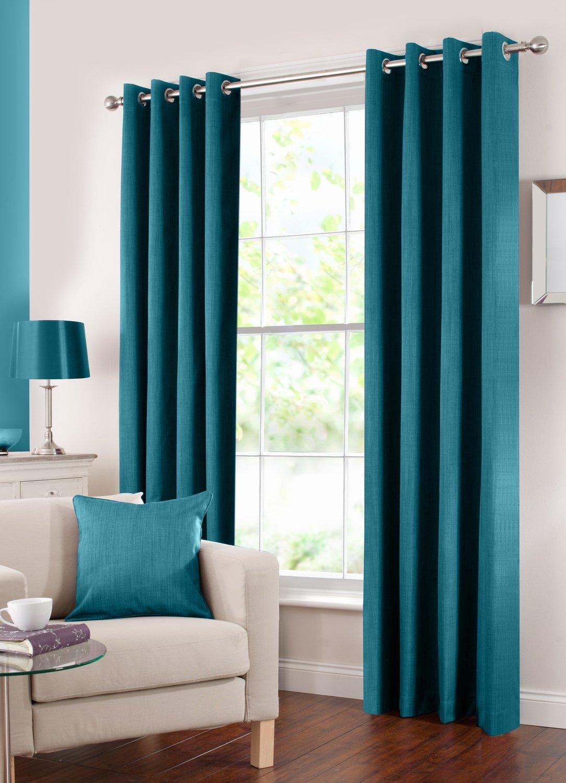 Panneau de rideau Assombrissant - Turquoise