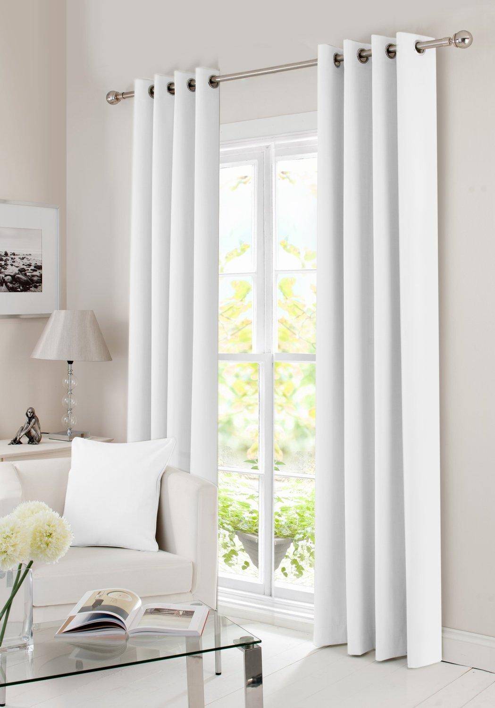 Panneau de rideau Assombrissant - Blanc