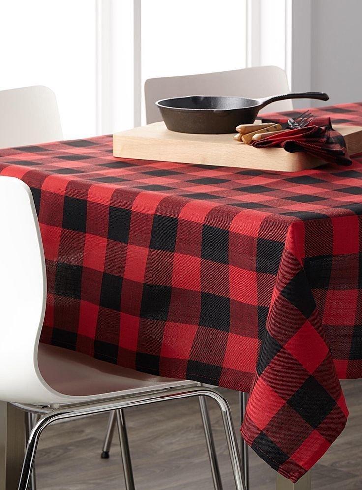 Nappe- Lumberjack 54'' x 72''