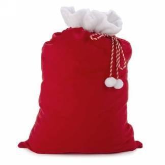 sac rouge du p re no l. Black Bedroom Furniture Sets. Home Design Ideas