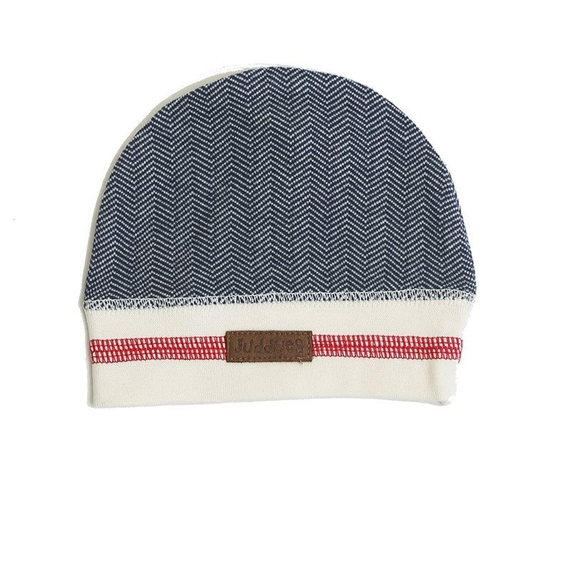 Bonnet Organic Cottage - Bleu