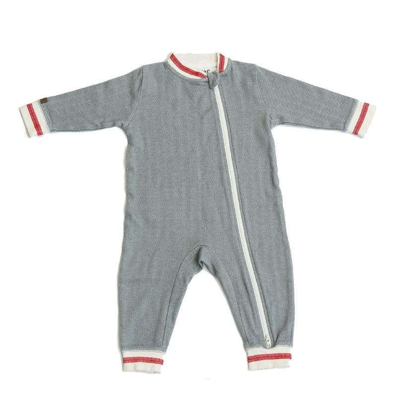 Pyjama Organic Cottage - Gris