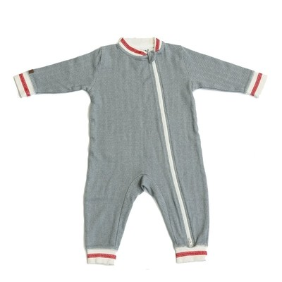 Pyjama Cozy Cottage Gris