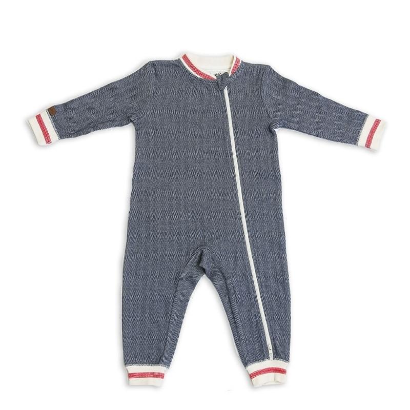 Pyjama Cozy Cottage Bleu