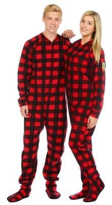 Pyjama à pattes adulte ''Buffalo''