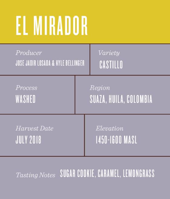 Colombia el Mirador