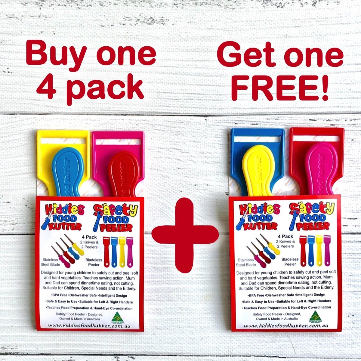 * Xmas Promo * Buy 1 x 4 Pack get another FREE * Xmas Promo BOGOF - 4 Pack