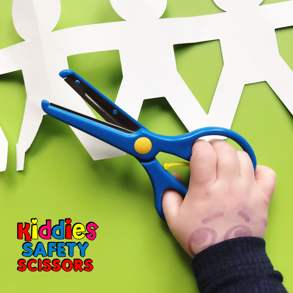 Kiddies Safety Scissors SCISSORS