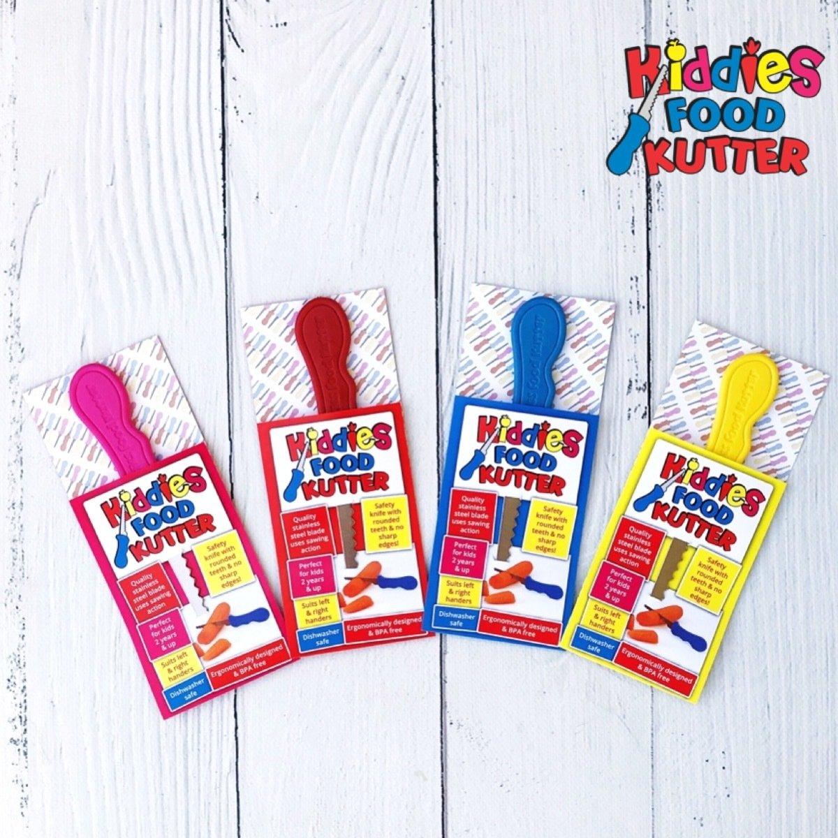 Kiddies Food Kutter Single Pack