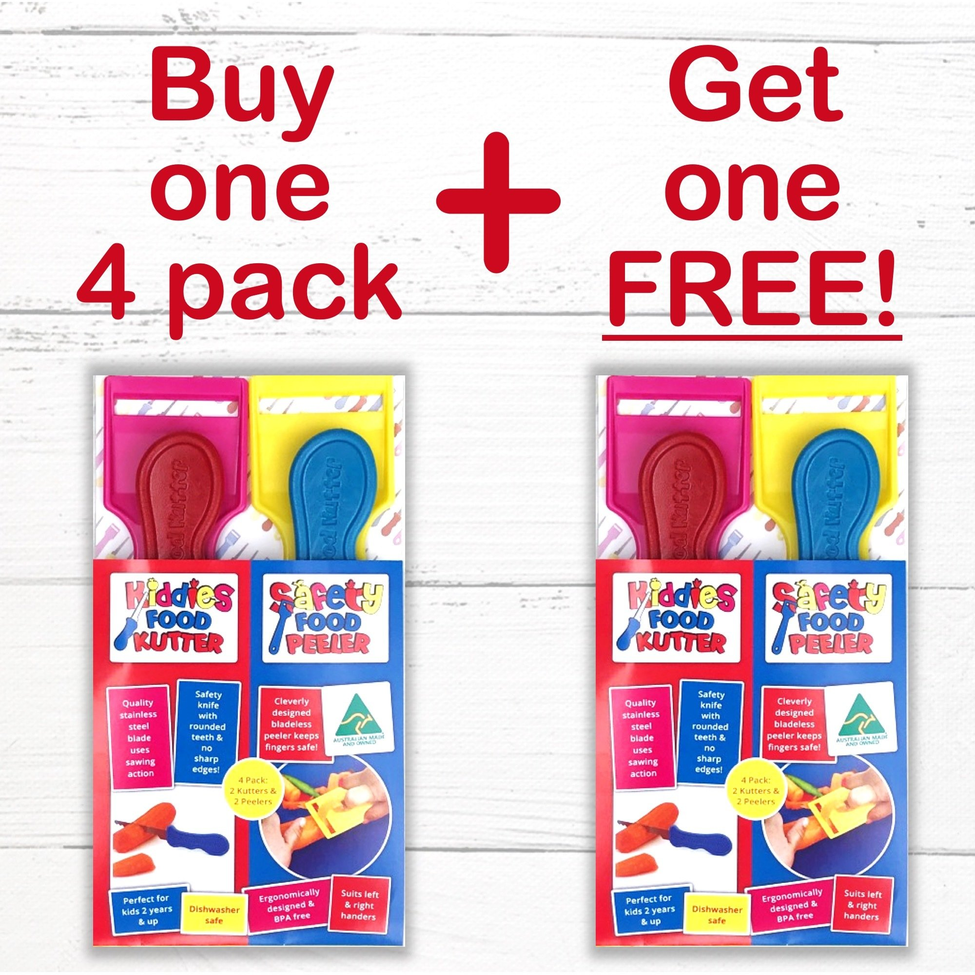 *Xmas Promo* Buy 1 x 4 Pack get another FREE! Xmas Promo BOGOF - 4 Pack
