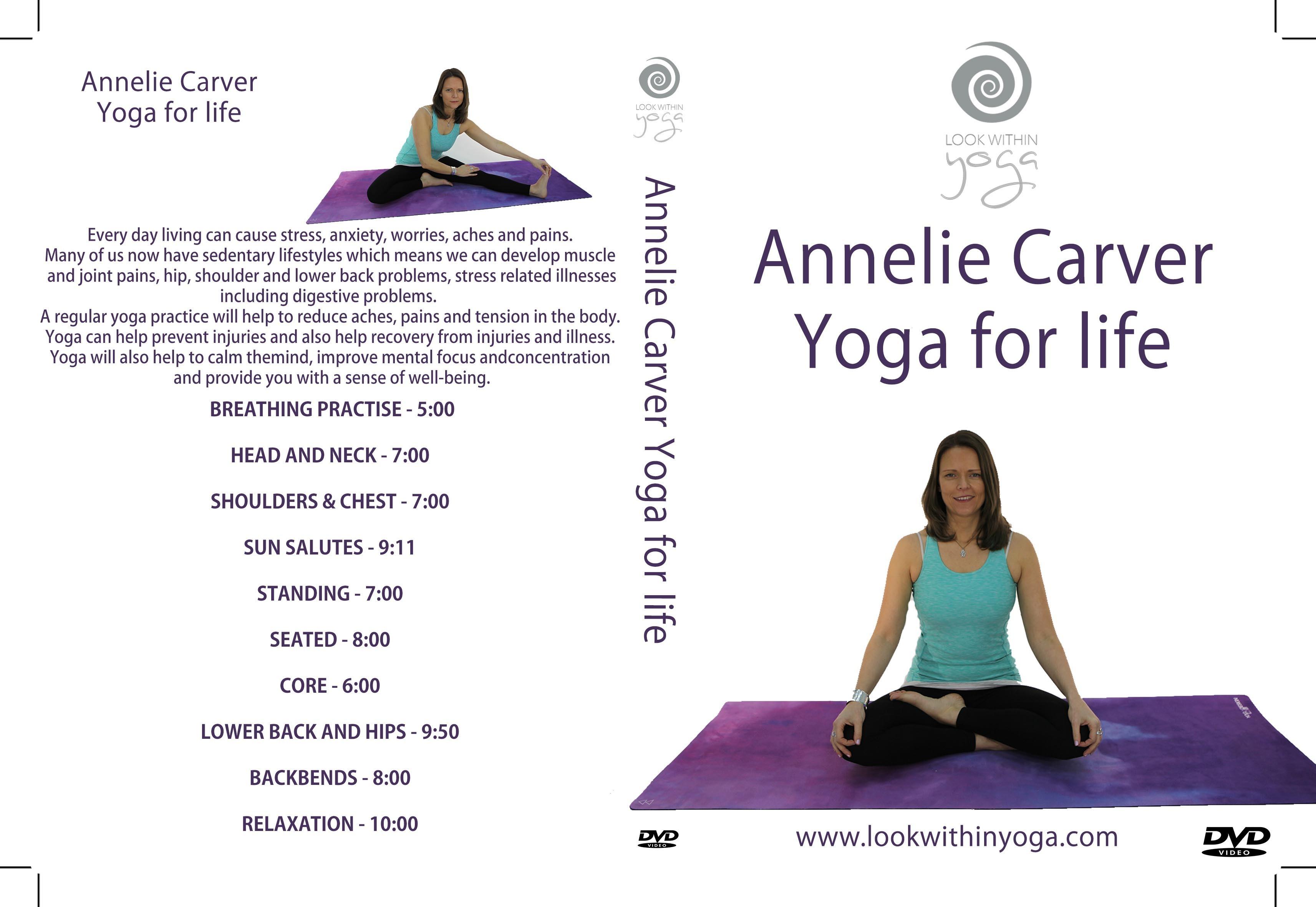 Yoga for Life DVD 00007