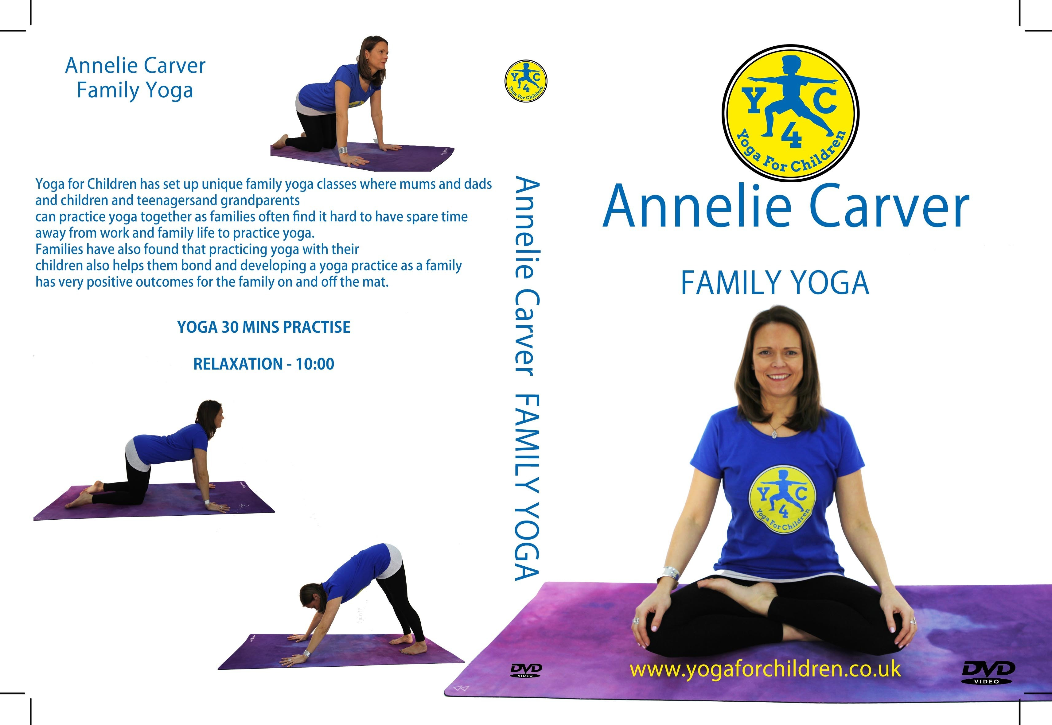 Family Yoga DVD 00009