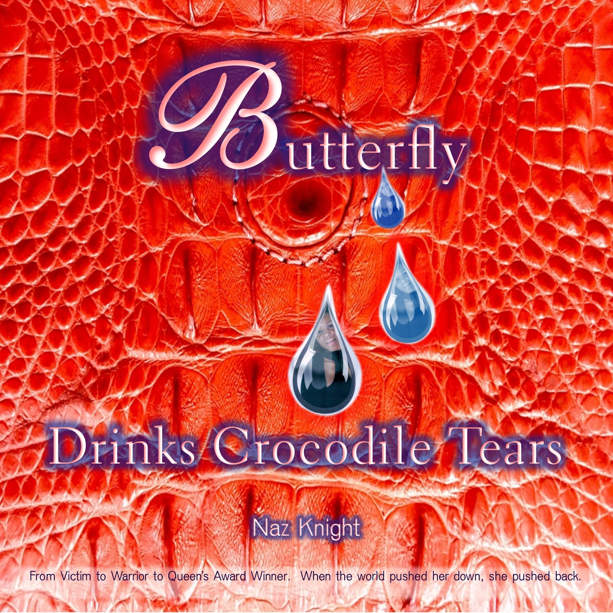 Butterfly Drinks Crocodile Tears 9780995633209