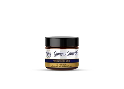 Glorious Growth Strengthening Mask 8oz
