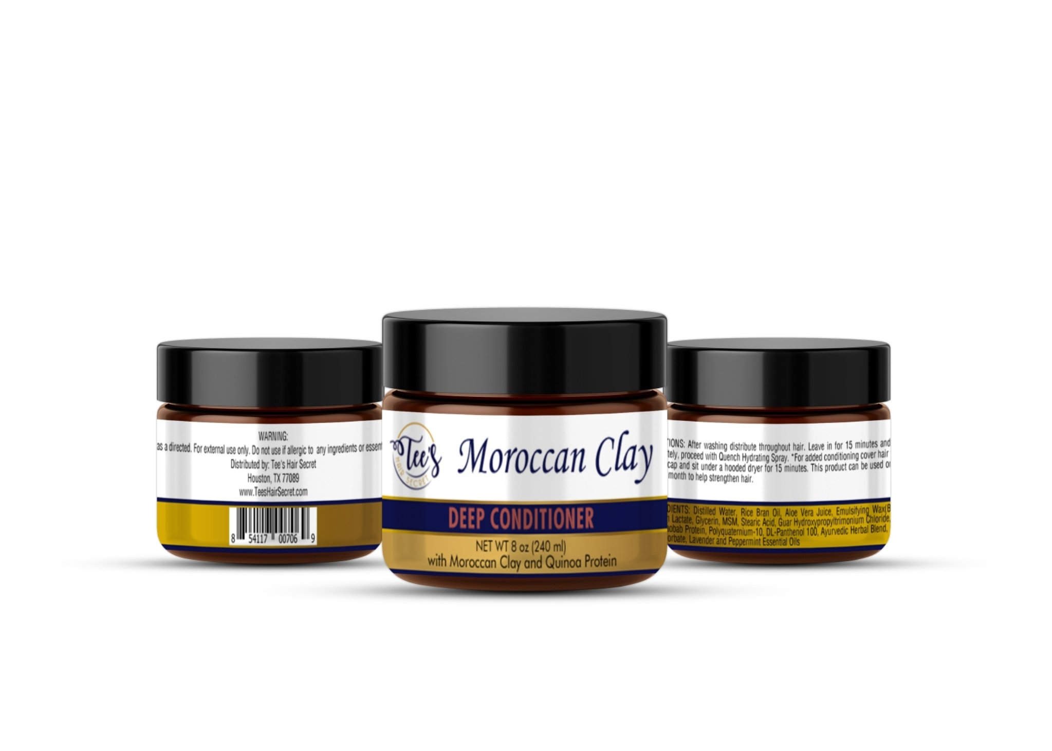 Moroccan Clay Deep Conditioner