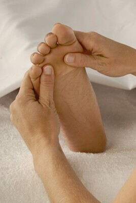 Foot Reflexology, 2 day, w/ Online Ethics, 20 CEU's
