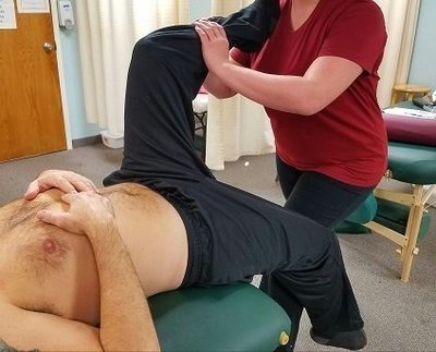 Neuromuscular Therapy / Pelvic Techniques for Lower Back Pain, 1 day, 8 CEU's