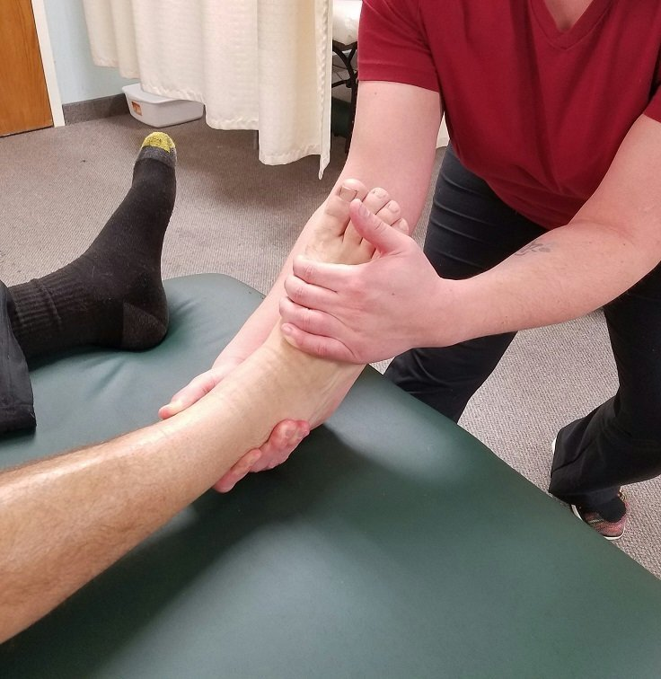 Neuromuscular Therapy / Techniques for Ankles and Knees, 1 day, 8 CEU's