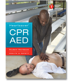 Heartsaver CPR/AED 2 Part, Online Renewal w/ Online Ethics Course, 4 CUE's