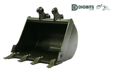 Digger Buckets - DIGBITS - Quality wear parts for earthmovers