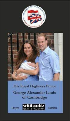 HRH Prince George Edition - Geburtstagskollektion 6 Flaschen
