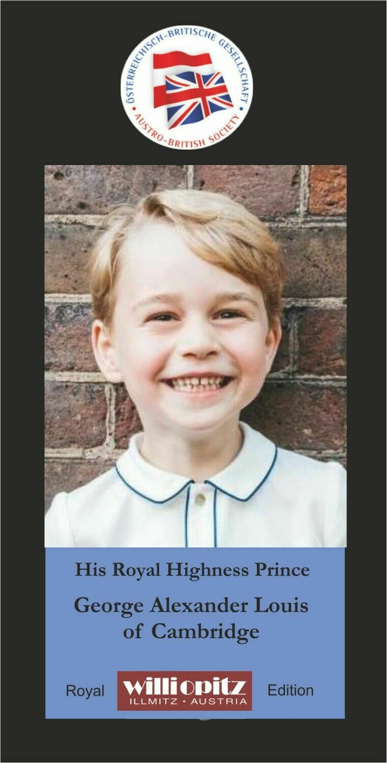 This year's HRH Prince George Edition 2019