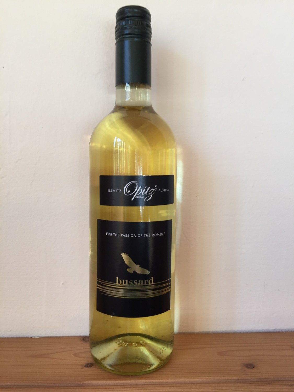 Bussard Chardonnay Spätlese 2017