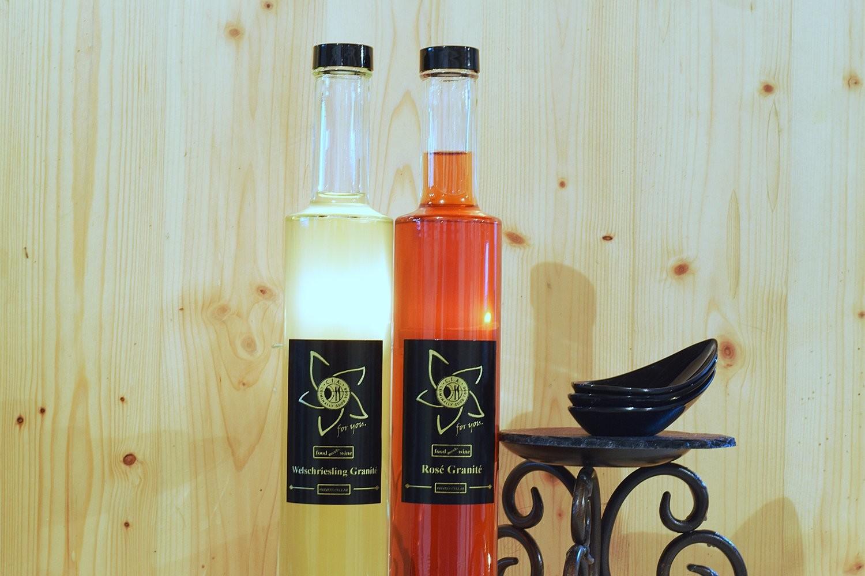 Doppelpack vom Granita (Rosé & Welschriesling)