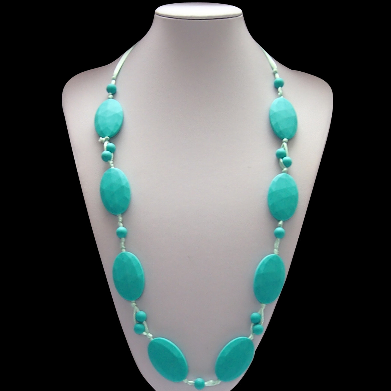 Bobbles and Beads Turquoise