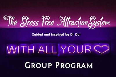 The Stress Free Attraction System - Group Program