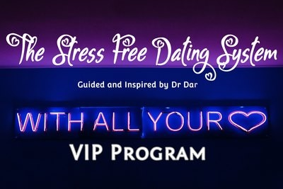 The Stress Free Dating System - Diamond VIP 1:1