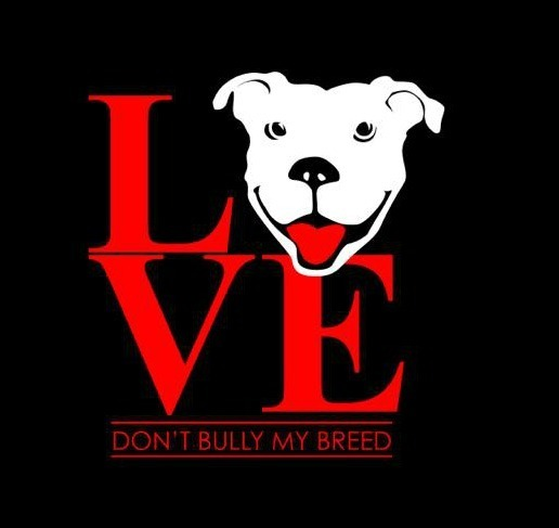 Don't Bully My Breed Sweatshirt