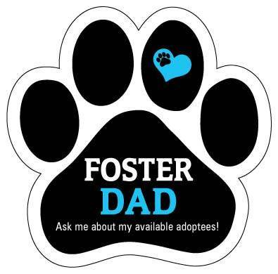 Foster Dad Magnet