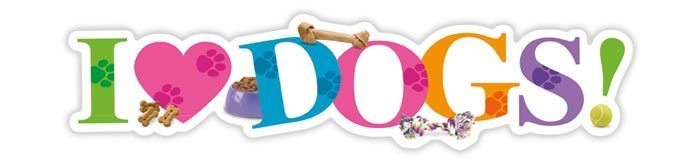 I <3 Dogs