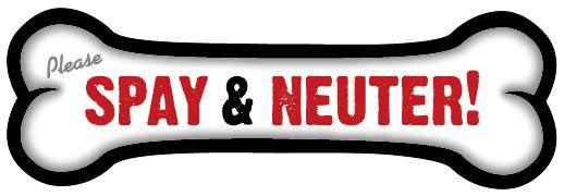 Please Spay & Neuter