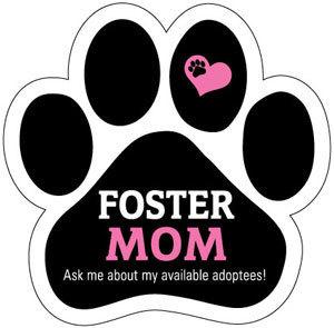 Foster Mom Magnet