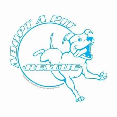 Adopt a Pit Logo T-Shirt
