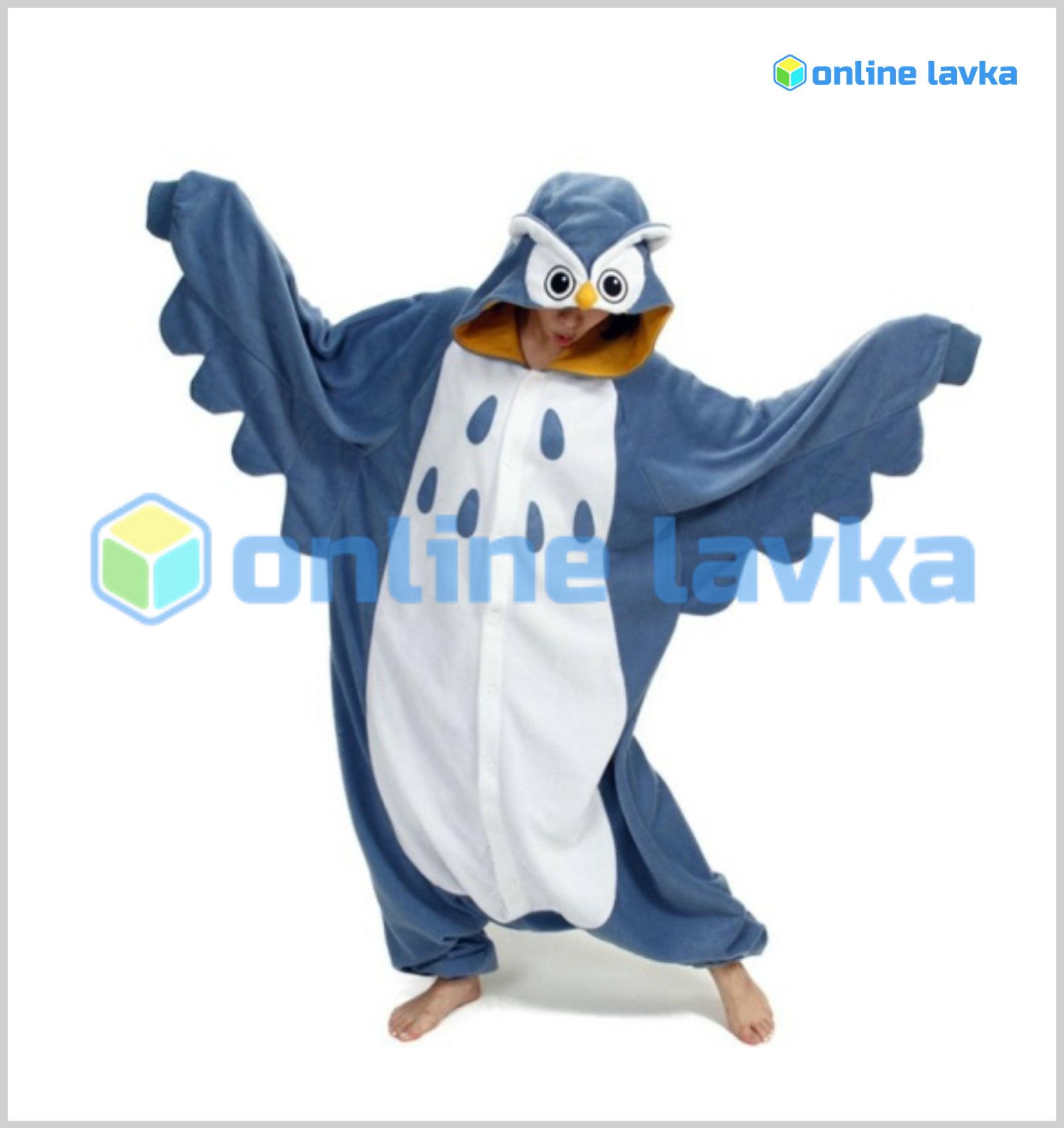 50015 Пижама кигуруми Сова (размер s) 508c2ce9583c5