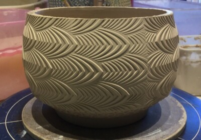 Handbuilding Basics for Beginners: Cups and Bowls- Saturday March 14th via Skype