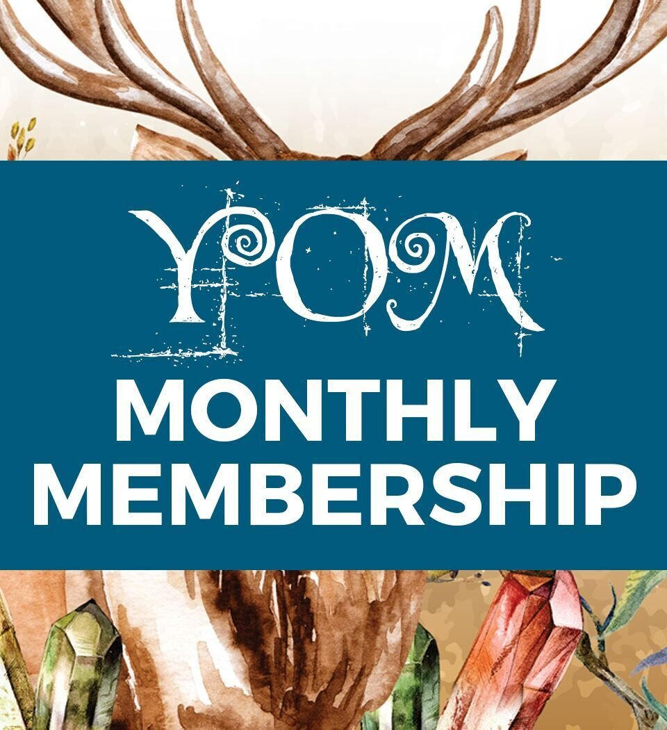 MONTHLY SUBSCRIPTION - Year of ME Planner and Membership 2019