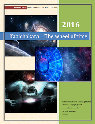 Kaalchakara : The Wheel of Time, Research Journal on how Life impacts by transiting planets