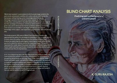 Blind Chart Analysis - Predicting past and background of unknown people