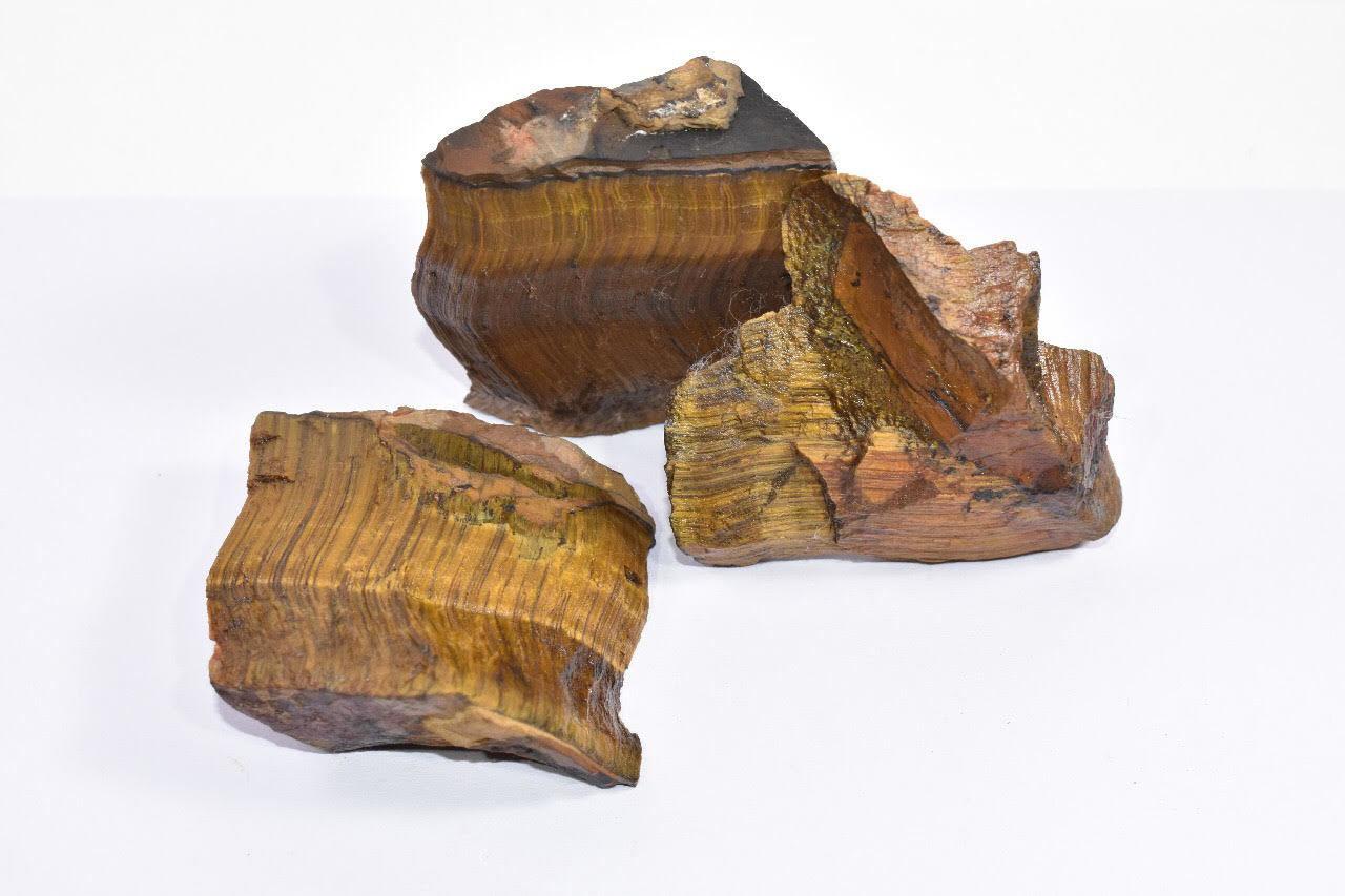 Raw Tiger Eye Stone RTES0001