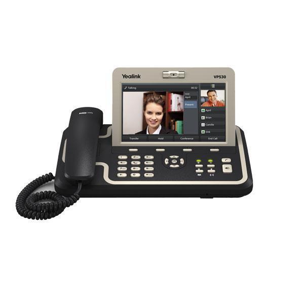 Yealink VP530 Video Phone Executive level IP video phone